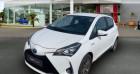 Toyota Yaris 100h Dynamic 5p RC19 Blanc à Essey-lès-nancy 54