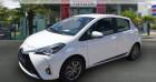Toyota Yaris 100h Dynamic 5p Blanc à Le Petit-quevilly 76