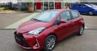 Toyota Yaris 100h Dynamic 5p Rouge à Boulogne-sur-mer 62