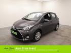 Toyota Yaris 100h Dynamic 5p Gris à Brest 29