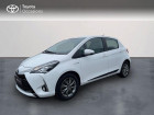 Toyota Yaris 100h Dynamic 5p Blanc à VANNES 56
