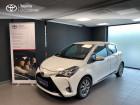 Toyota Yaris 100h Dynamic 5p Blanc 2017 - annonce de voiture en vente sur Auto Sélection.com