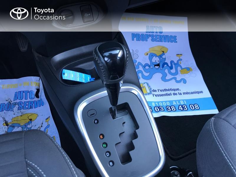 Toyota Yaris 100h Dynamic 5p Blanc occasion à Albi - photo n°9