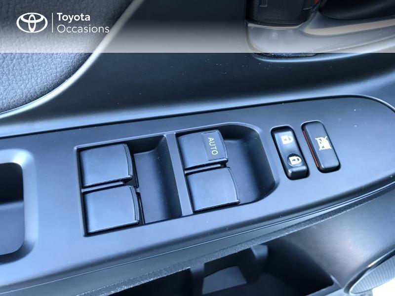 Toyota Yaris 100h Dynamic 5p Blanc occasion à Albi - photo n°12