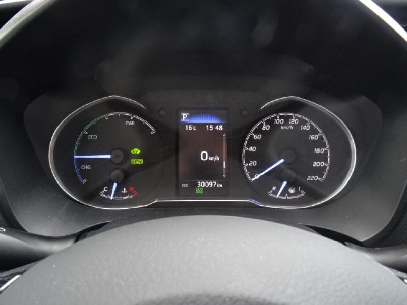 Toyota Yaris 100H DYNAMIC 5P Gris occasion à Mérignac - photo n°15