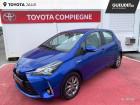 Toyota Yaris 100h Dynamic 5p Bleu à Jaux 60