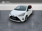 Toyota Yaris 100h Dynamic 5p Blanc à Pluneret 56
