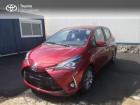 Toyota Yaris 100h Dynamic 5p Rouge à Saint-Jouan-des-Guérets 35