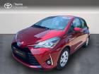 Toyota Yaris 100h Dynamic Business 5p Rouge à NOYAL PONTIVY 56