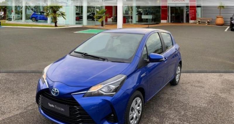 Toyota Yaris 100h France 5p RC18 Bleu occasion à Laxou