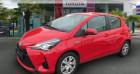 Toyota Yaris 100h France 5p RC18 Rouge 2018 - annonce de voiture en vente sur Auto Sélection.com