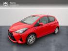 Toyota Yaris 100h France 5p Rouge à VANNES 56