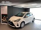 Toyota Yaris 100h France 5p Blanc 2018 - annonce de voiture en vente sur Auto Sélection.com