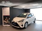 Toyota Yaris 100h France 5p Blanc à LANESTER 56
