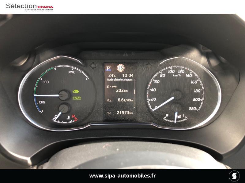 Toyota Yaris 100h GR SPORT 5p MY19 Blanc occasion à Le Bouscat - photo n°17
