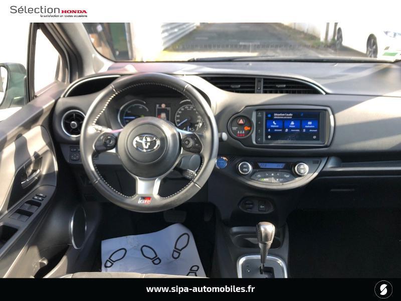Toyota Yaris 100h GR SPORT 5p MY19 Blanc occasion à Le Bouscat - photo n°2