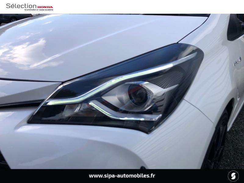 Toyota Yaris 100h GR SPORT 5p MY19 Blanc occasion à Le Bouscat - photo n°10