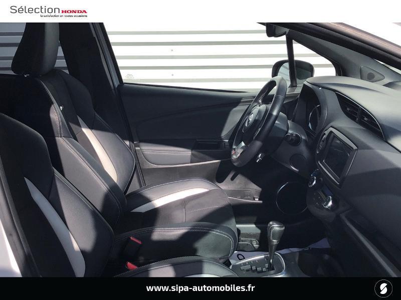 Toyota Yaris 100h GR SPORT 5p MY19 Blanc occasion à Le Bouscat - photo n°5