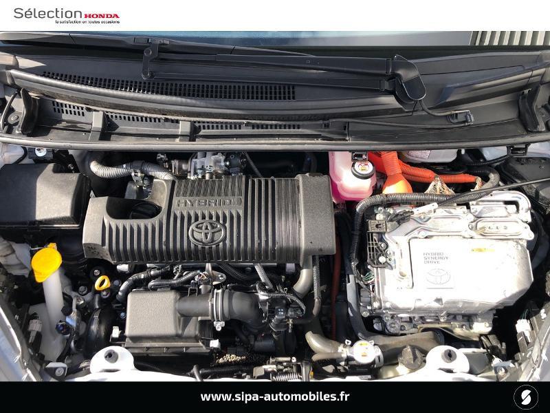 Toyota Yaris 100h GR SPORT 5p MY19 Blanc occasion à Le Bouscat - photo n°13