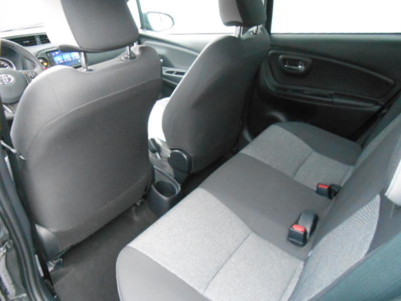 Toyota Yaris 110 VVT-i 20ème Anniversaire Noir occasion à Rodez - photo n°6