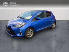 Toyota Yaris 110 VVT-i Chic 5p Bleu à Pluneret 56