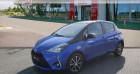 Toyota Yaris 110 VVT-i Design 5p RC18 Bleu à Tours 37