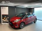 Toyota Yaris 110 VVT-i Design 5p Rouge 2018 - annonce de voiture en vente sur Auto Sélection.com
