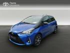 Toyota Yaris 110 VVT-i Design Conf Plus 5p Bleu à Magny-les-Hameaux 78