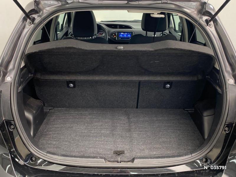 Toyota Yaris 110 VVT-i Design Y20 5p MY19 Noir occasion à Abbeville - photo n°14