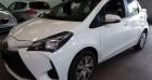 Toyota Yaris 110 VVT-i France Connect 5p MY19 Blanc à VERTOU 44