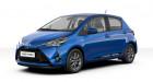 Toyota Yaris 110 VVT-i Ultimate CVT 5p Bleu à Montauban 82