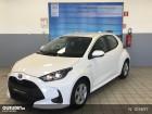 Toyota Yaris 114h France 5p Blanc à Saint-Quentin 02