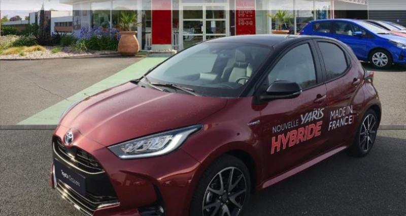 Toyota Yaris 116h Collection 5p  occasion à Saintes