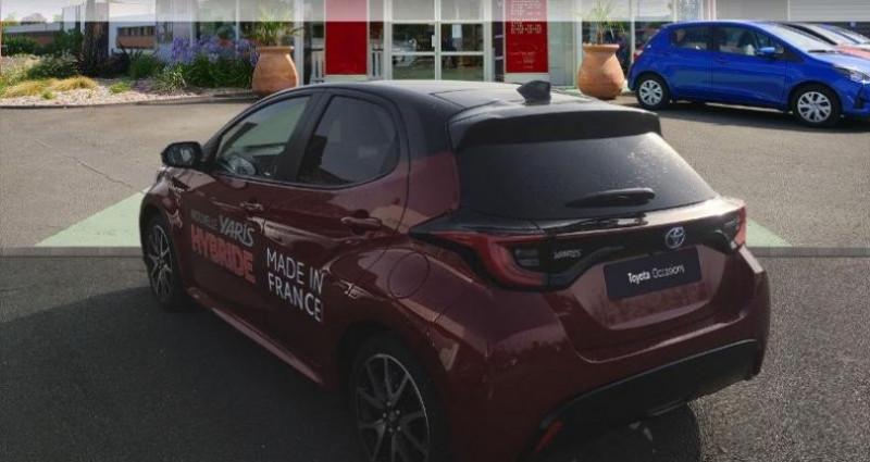 Toyota Yaris 116h Collection 5p  occasion à Saintes - photo n°2