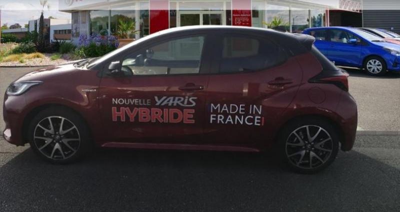 Toyota Yaris 116h Collection 5p  occasion à Saintes - photo n°3
