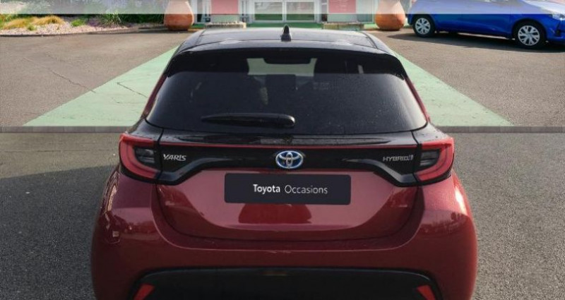 Toyota Yaris 116h Collection 5p  occasion à Saintes - photo n°4