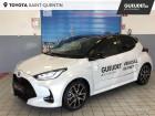 Toyota Yaris 116h Collection 5p Blanc à Saint-Quentin 02