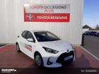 Toyota Yaris 116h France Business 5p Blanc à Beauvais 60