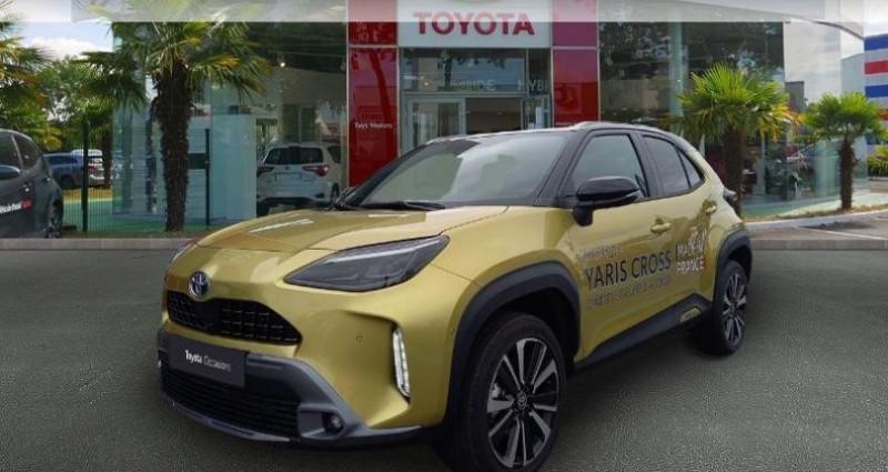 Toyota Yaris 116h Première AWD-i Noir occasion à Longuenesse