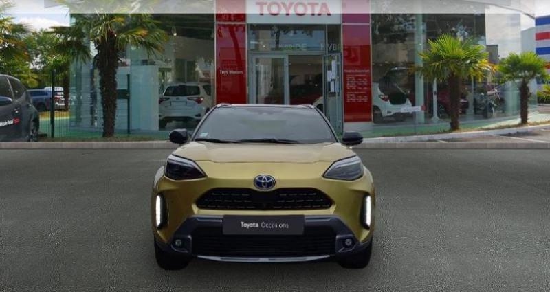 Toyota Yaris 116h Première AWD-i Noir occasion à Longuenesse - photo n°5