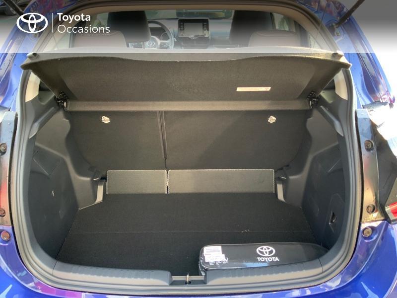 Toyota Yaris 120 VVT-i Design 5p Bleu occasion à NOYAL PONTIVY - photo n°10