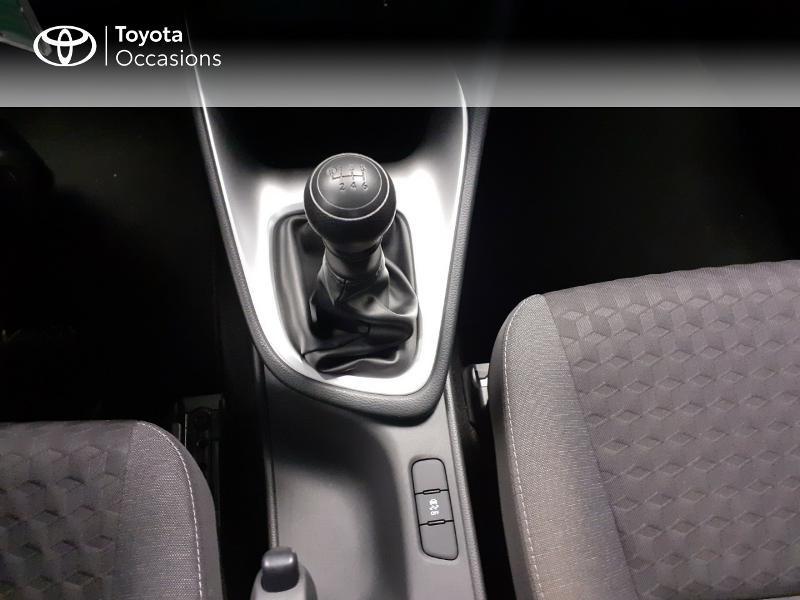 Toyota Yaris 120 VVT-i France 5p Blanc occasion à LANESTER - photo n°20