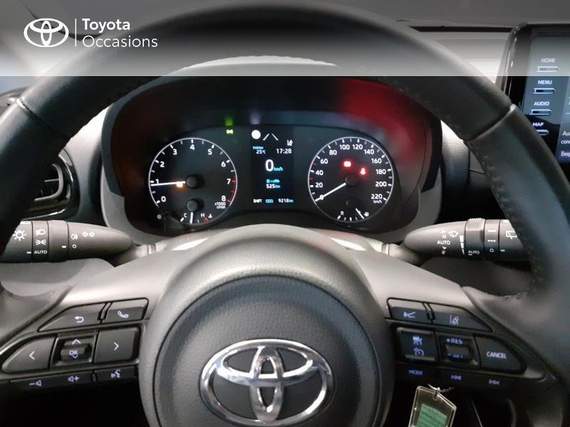 Toyota Yaris 120 VVT-i France 5p Blanc occasion à LANESTER - photo n°13