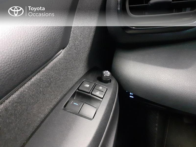 Toyota Yaris 120 VVT-i France 5p Blanc occasion à LANESTER - photo n°18