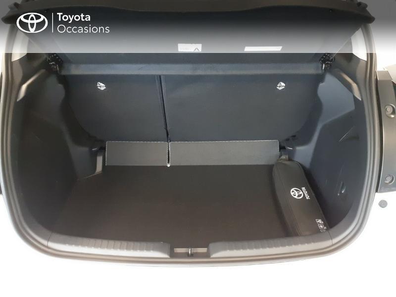 Toyota Yaris 120 VVT-i France 5p Blanc occasion à LANESTER - photo n°10