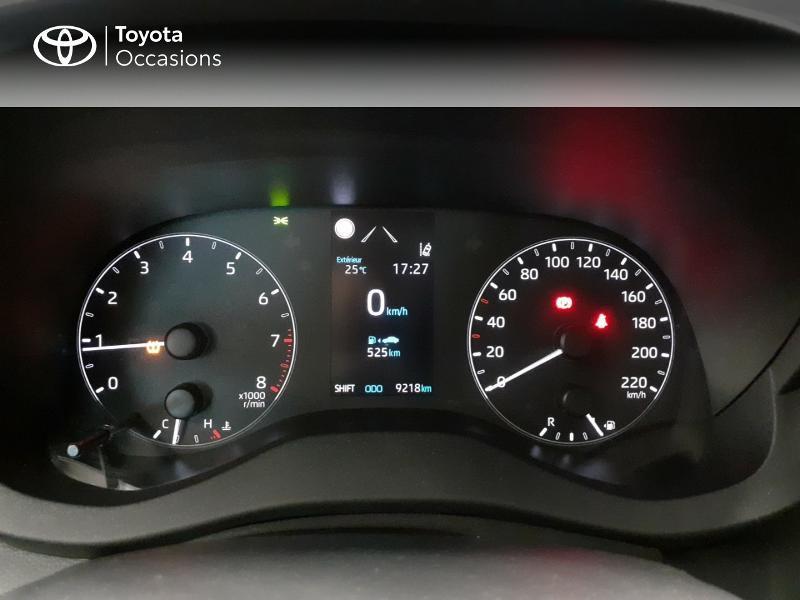Toyota Yaris 120 VVT-i France 5p Blanc occasion à LANESTER - photo n°14