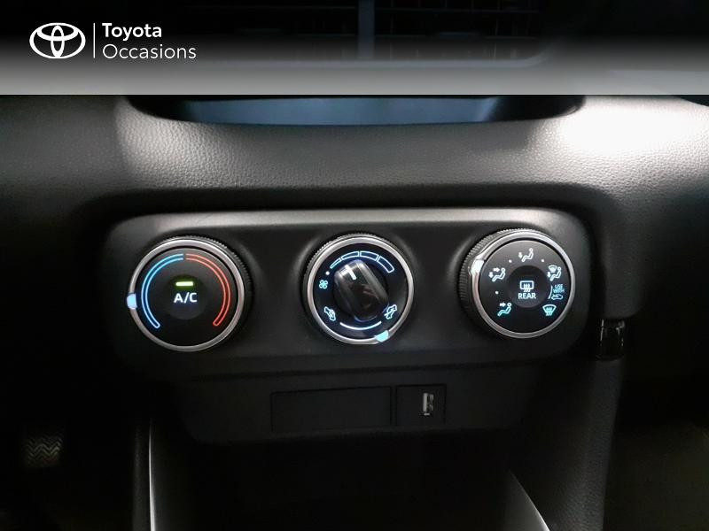 Toyota Yaris 120 VVT-i France 5p Blanc occasion à LANESTER - photo n°19