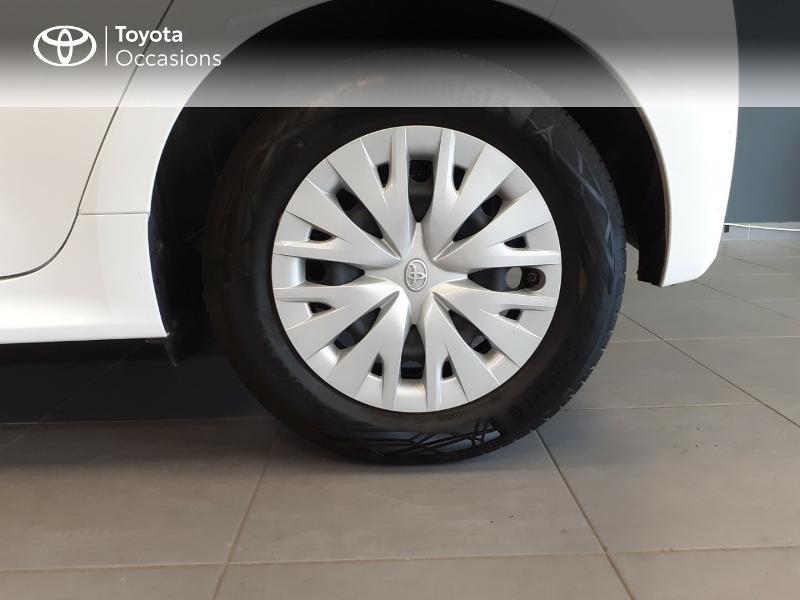 Toyota Yaris 120 VVT-i France 5p Blanc occasion à LANESTER - photo n°16