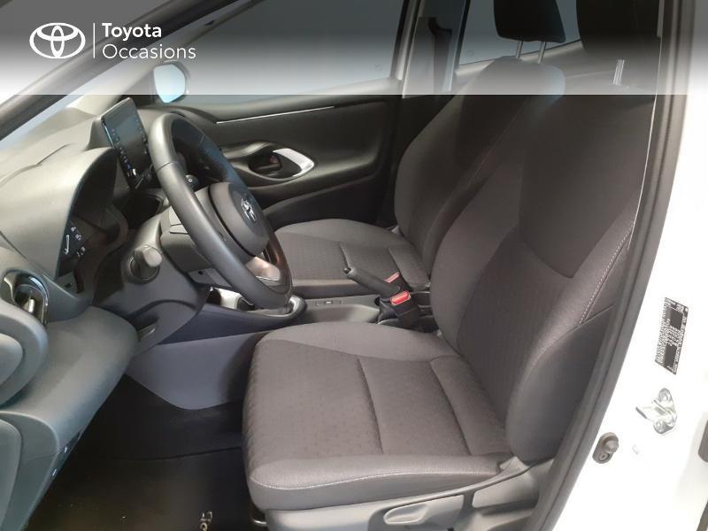 Toyota Yaris 120 VVT-i France 5p Blanc occasion à LANESTER - photo n°11