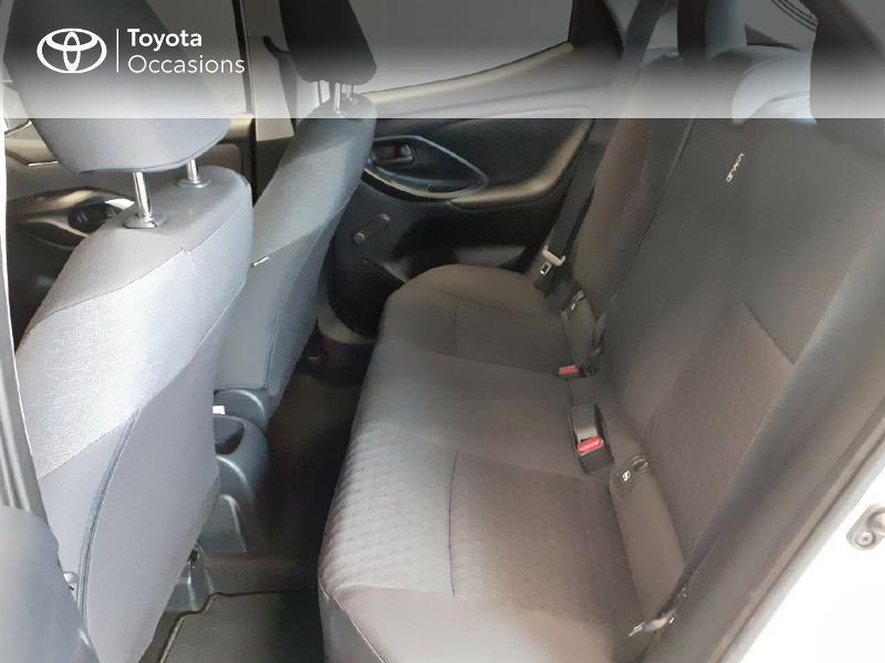 Toyota Yaris 120 VVT-i France 5p Blanc occasion à LANESTER - photo n°12